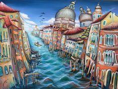 Benátky – LUCIA CHOCHOLACKOVA