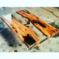 epoxy table
