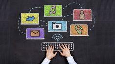 marketing, redes sociais (Foto: Reprodução)