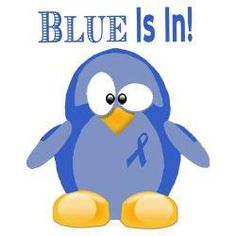 Colon cancer awareness!!