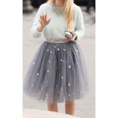 пышная юбка со свитером: 23 тыс изображений найдено в Яндекс.Картинках