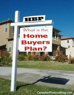The Home Buyers Plan is a government program where you can withdraw $25,000 from your RRSP for the purchase of your first home without being taxed. http://canadianfinanceblog.com/home-buyers-plan-hbp/