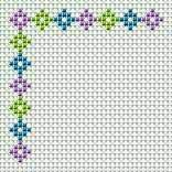 mini floral / Decorative edge, embroidery, free cross stitch patterns and charts - www. Cross Stitch Boards, Cross Stitch Bookmarks, Mini Cross Stitch, Cross Stitch Needles, Simple Cross Stitch, Beaded Cross Stitch, Crochet Cross, Cross Stitch Alphabet, Cross Stitch Flowers