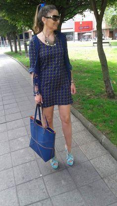 UN VESTIDO PARA MÍ♥                                       by bea       : Vintage dress & mint shoes
