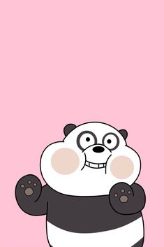 Ursos Sem Curso Lock Screen Wallpaper Panda Wallpaper regarding Amazing We Bare Bears Wallpaper Couple - All Cartoon Wallpapers