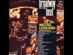 Michel Legrand Orchestra -- Smoke Gets in Your Eyes