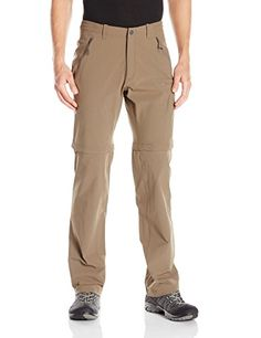 f66345f81bfbd Hiking Pants for Men · Introducing Sherpa Adventure Gear Mens Khumbu  Convertible Long Pant Saang Brown 32 x 34. Great