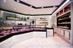 Bakery Design, Restaurant Design, Meat Box, Butcher Shop, So Creative, Boutique Shop, Minimalist Design, Packaging Design, Dubai