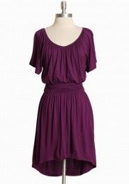 This purple dress! Only $36