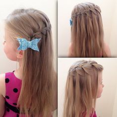 All Hairstyles, Georgia, To My Daughter, Hair Styles, Fashion, Hair Plait Styles, Moda, Fashion Styles, Hair Makeup