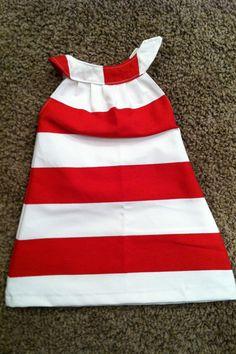 dress tutorial for girl
