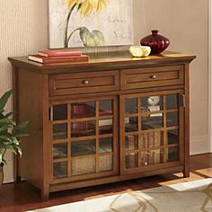 Sliding-Door Cabinet from Montgomery Ward® | T9706665
