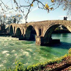 Bridge of Arta, Epirus