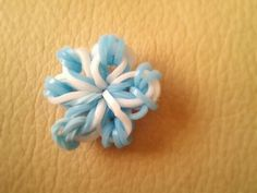 DIY little flower/snowflake charm