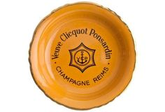 French Orchies Veuve Cliquot Ashtray