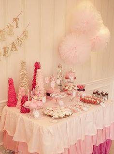 Pink Nutcracker Party