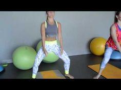 Inšpiruj sa funkčným tréningom na doma - YouTube