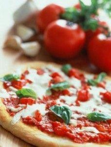 Masa basica de pizza para sarten