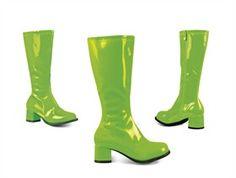 Karnevalswierts.com - Zubehör - - Stretch Stiefel neon grün / 37,95 € - ausverkauft Stretch Stiefel, Neon, Rubber Rain Boots, Carnivals, Kids, Neon Tetra