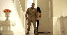 Soldier Returns From Deployment To Meet His Baby Girl For The First Time via LittleThings.com  http://diply.com/country-living/coming-home-ryan-southwell-meeting-baby/161669