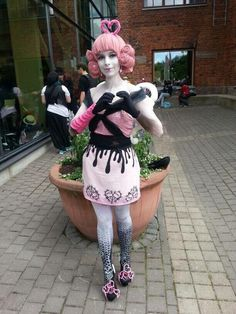 Ghouliasadventures: Seyree: My C. A. Cupid Cosplay From Monster High At  Desucon 2013. Wow