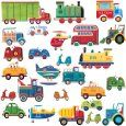 transportation wall decals