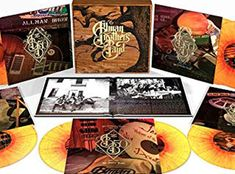 Allman Brothers Band - Trouble No More - 50th Anniversary Collection - Ltd. Edn. (10 Colored Vinyl Box) Allman Brothers, 50th Anniversary, Band, Collection, Color, Sash, Colour, Bands, Colors