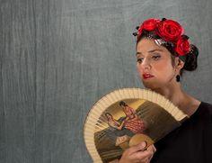 Headband Frida Kahlo style. Inspiried by moldavian arts