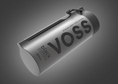 "Check out this @Behance project: ""voss black edition""…"