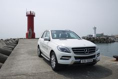 Mercedes-Benz in Pusan, Korea