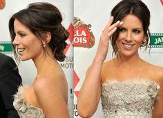 She's stunning!