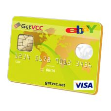 Anonymous (Use Any Name) Ebay Verification Virtual Credit Card (not reloadable) With this VCC you can verify your accounts without leaking your information. We will give you the complete 16 digits virtual credit card number , 3 Digits Security Number, and the Expiry Date. Our cards work no matter what your name is and no matter where you live.