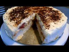 Video pro paní Kristýnu, nepečený dort - YouTube Panama, Tiramisu, Pudding, Make It Yourself, Ethnic Recipes, Youtube, Panama Hat, Custard Pudding, Puddings