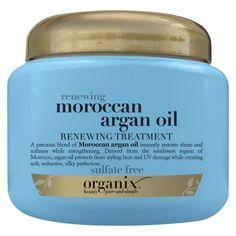 Organix Sulfate Free Moroccan Argan Oil Hair Renewing Treatment 8-oz..Opens in a new window