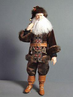 Siberian Santa