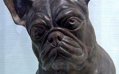 Sculpture en bronze de Florence Jacquesson