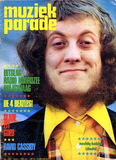 "glamidols: "" Noddy Holder of Slade on the cover of Muziek Parade (June "" Music Clips, 80s Music, Pop Magazine, Magazine Covers, Noddy Holder, 80s Pop, Old Time Radio, Thing 1, British Rock"