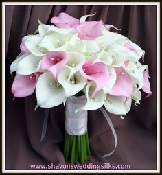 Flowers, Pink, White, Ceremony, Wedding, Bridesmaids, Inspiration - Project Wedding