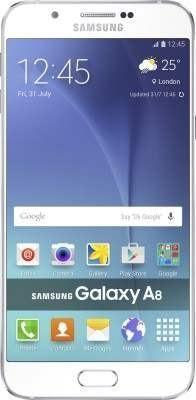 Samsung Galaxy A8(White, 32 GB)