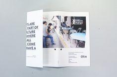 Design Workshop Booklet by Ella Zheng, via Behance