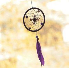 Small Dreamcatcher Native American shamanic amulet dream