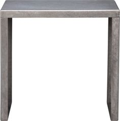 skinny dip side table in accent tables | CB2 $99.00