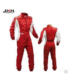 light pink karting suites | ... off-road car drift racing suits men's summer suits kart light jumpsuit
