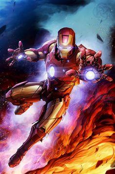 Iron Man - Lee Jee Hyung