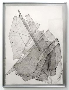 Batholith etching / Eben Goff