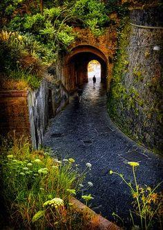 | ? | LaStrada - Procida, Italy | by agedsenator | via...