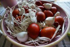 Tischdeco, Ostern
