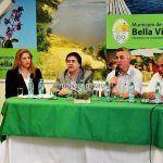 Bella Vista: Chavez firmó el Contrato de Obras para los Desagües Integrales