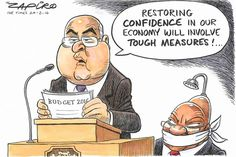 Zapiro: Gordhan lets the money do the talking . and not Zuma - Mail & Guardian Jacob Zuma, Political Satire, Jokes, Let It Be, Cartoons, African, Image, Humor, Animated Cartoons