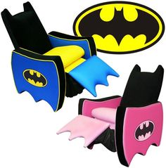 His & Her Bat-Recliners